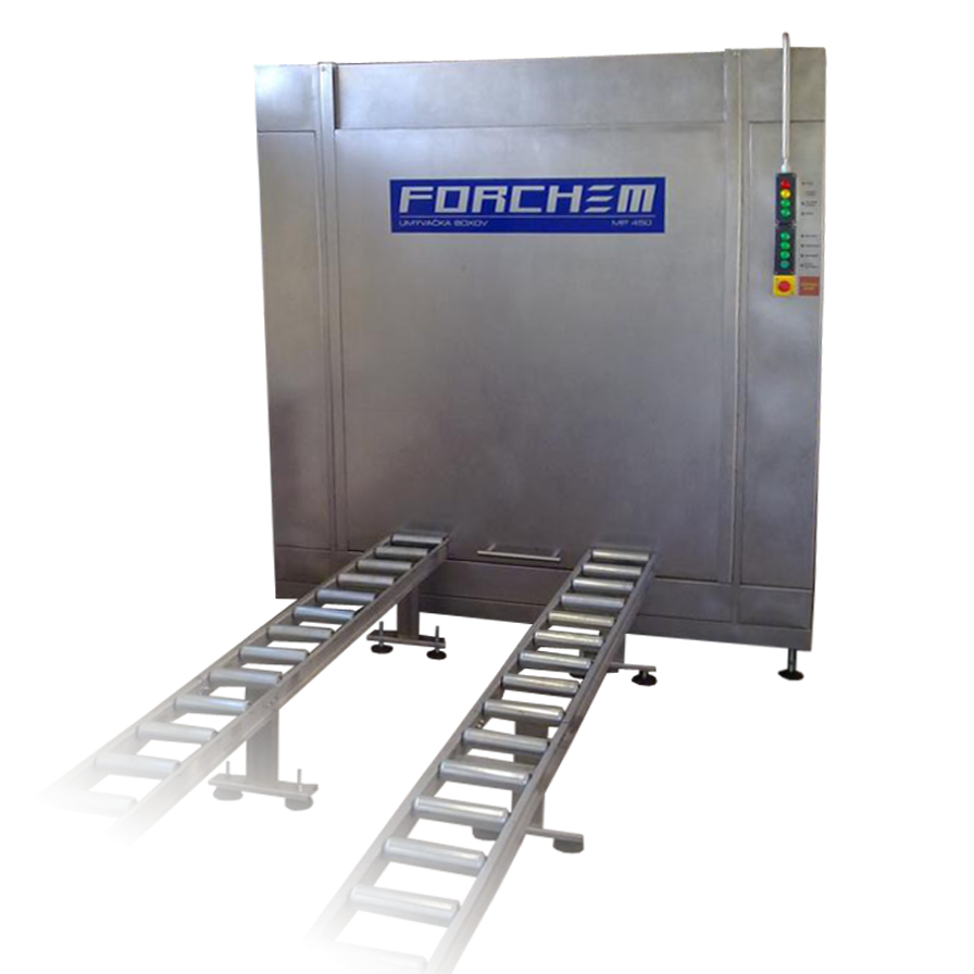 FORCHEM MP 450 washer of large boxes